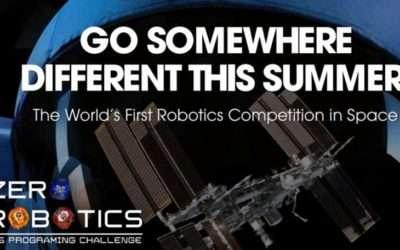 Zero Robotics Space Camp – For 6th-8th Grade Students